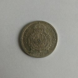50 Céntimos - Alfonso XIII - 1926